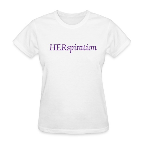 HERspiration - Women's T-Shirt