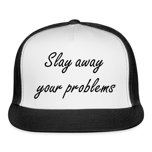 Slayy hat - Trucker Cap