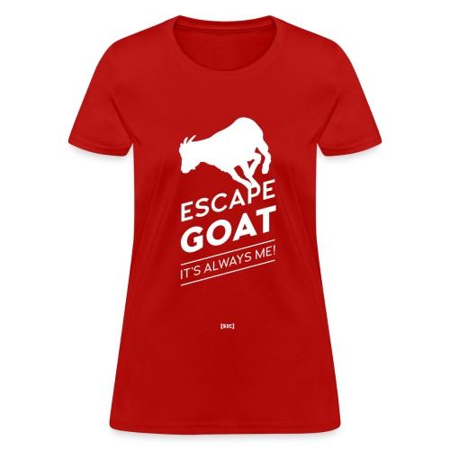 [SIC] Escape Goat [T-shirt – f] - Women's T-Shirt
