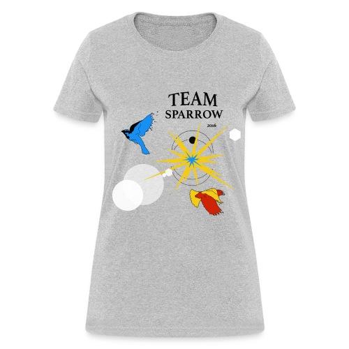 TeamSparrow 2016 - Women's - Women's T-Shirt