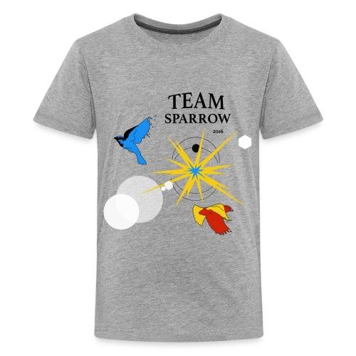 TeamSparrow 2016 - Kid's - Kids' Premium T-Shirt