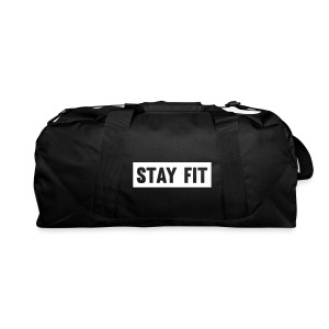 Stay Fit Duffle Bag - Duffel Bag
