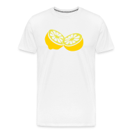 T-Shirts ~ Men's Premium T-Shirt ~ Lemons