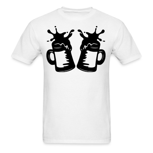 Beers Logo - Men's T-Shirt