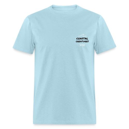 Permanent Logo - Men's T-Shirt