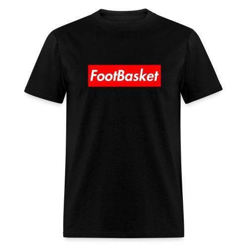 FootBasket Tee - Men's T-Shirt