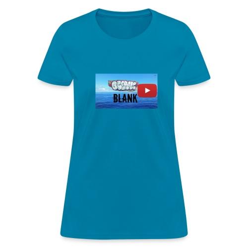 Ocean Blank__ Women's T - Women's T-Shirt