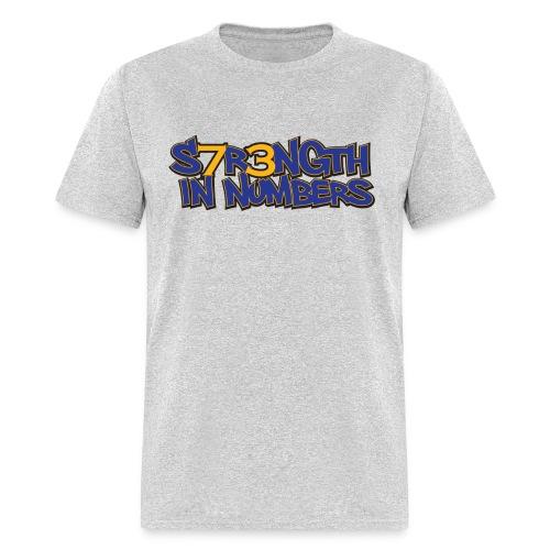 Strength In Numbers - Men's T-Shirt