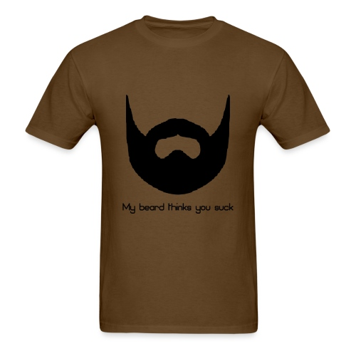 Men's - My Beard - Men's T-Shirt