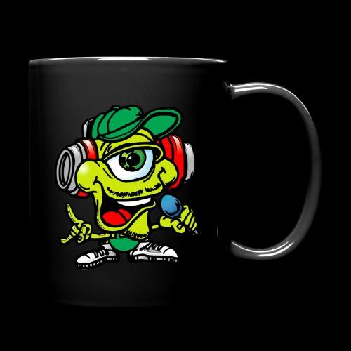 One Eyed Radio Logo - Full Color Mug