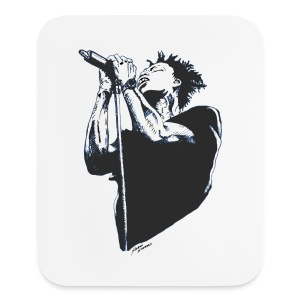 The Emcee - Mouse pad Vertical