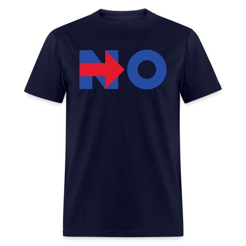 NO - Hillary Parody Tee - Men's T-Shirt