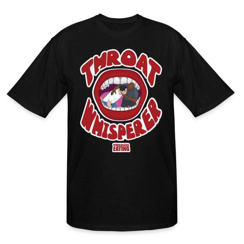 Hobo Brown Throat Whisperer Tall Shirt - Men's Tall T-Shirt