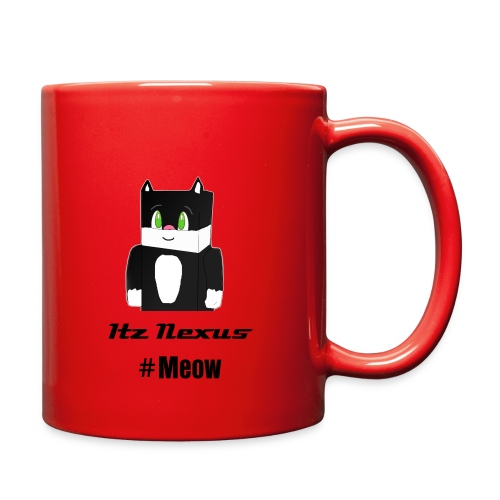 Itz Nexus #Meow Mug - Full Color Mug
