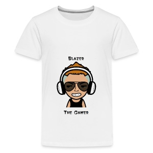 The True Gamer - Kids' Premium T-Shirt