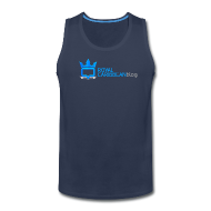 Sportswear ~ Men's Premium Tank ~ Royal Caribbean Blog Men's Tank Top