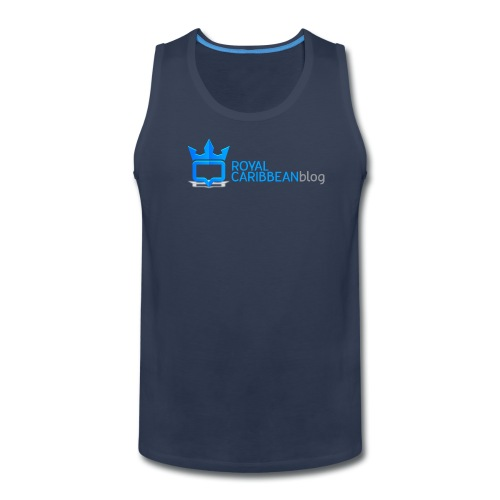 Royal Caribbean Blog Men's Tank Top - Men's Premium Tank