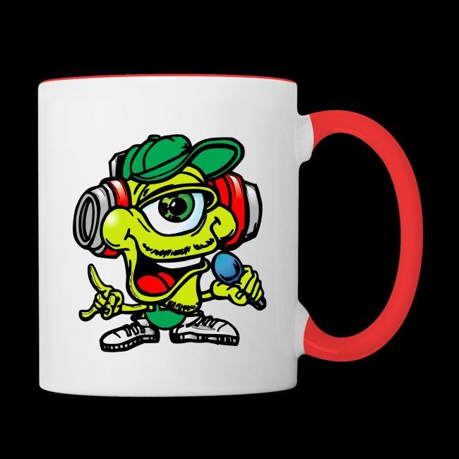 One Eyed Radio Logo 2/Tone