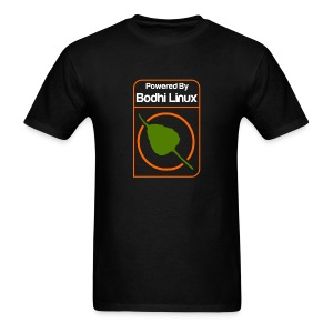Powered by Bodhi Shirt - Men's T-Shirt