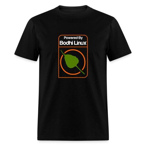 Powered by Bodhi Shirt - Men's T-Shirt