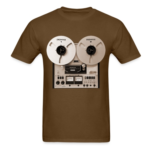 Men's - Reel to Reel - Men's T-Shirt