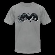 T-Shirts ~ Men's T-Shirt by American Apparel ~ lucky dragon