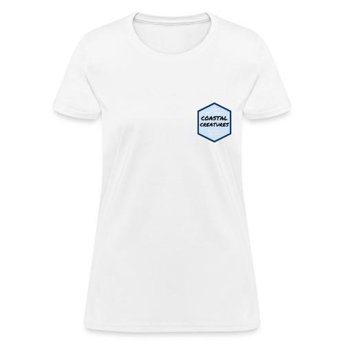Hexagon Logo Short Sleeve - Womens - Women's T-Shirt