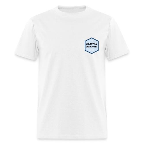 Hexagon Logo Short Sleeve - Men's T-Shirt