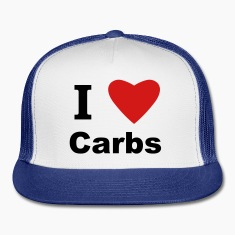 I Love Carbs! Sportswear
