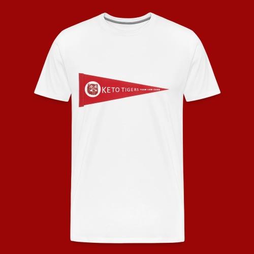 Keto Tigers - Men's Premium T-Shirt