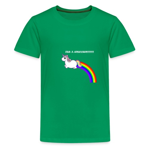 unicorn!!!!! - Kids' Premium T-Shirt