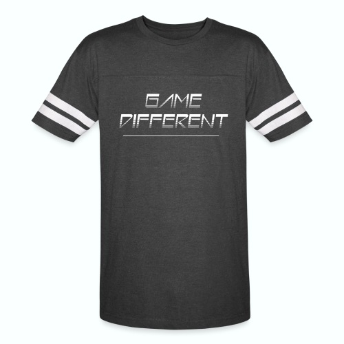 Game Different T-Shirt - Vintage Sport T-Shirt
