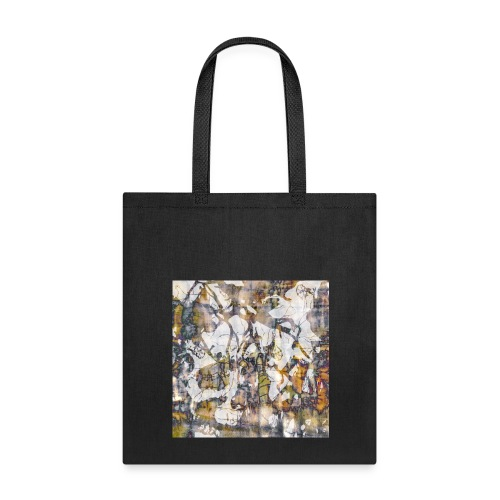Antique feel pattern - Tote Bag