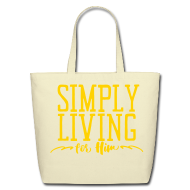 Bags & backpacks ~ Eco-Friendly Cotton Tote ~ Tote