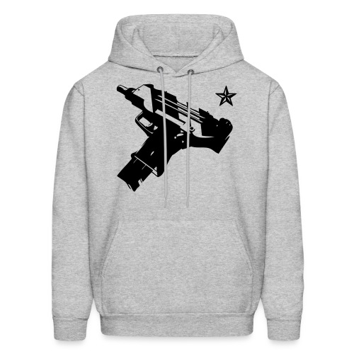 Merch Gun T-shirt - Men's Hoodie