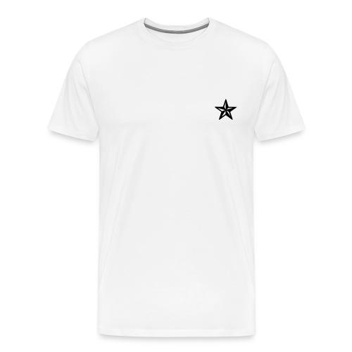 Silver T-shirt - Men's Premium T-Shirt