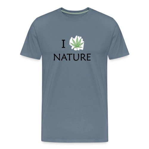Nature tee Premium  - Men's Premium T-Shirt