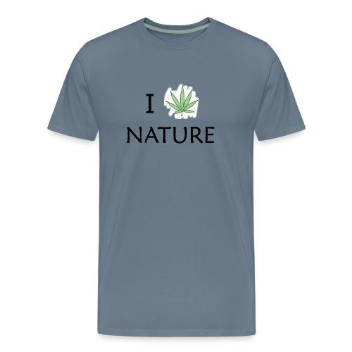 Nature tee Premium  - Men's Premium T-Shirt