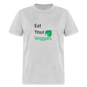 Eat your veggies - Men's T-Shirt
