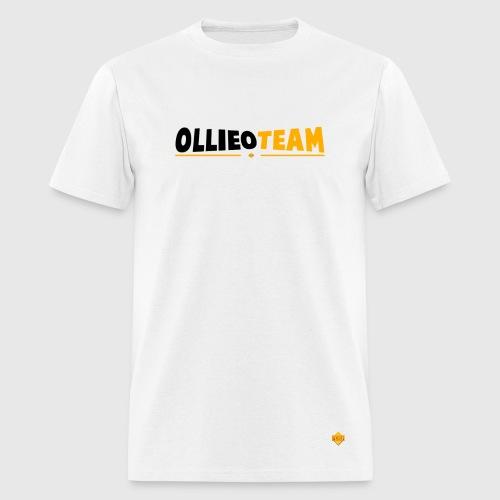 OllieOTeam + Logo Tshirt - Men's T-Shirt