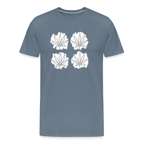 4 leaf Premium  - Men's Premium T-Shirt