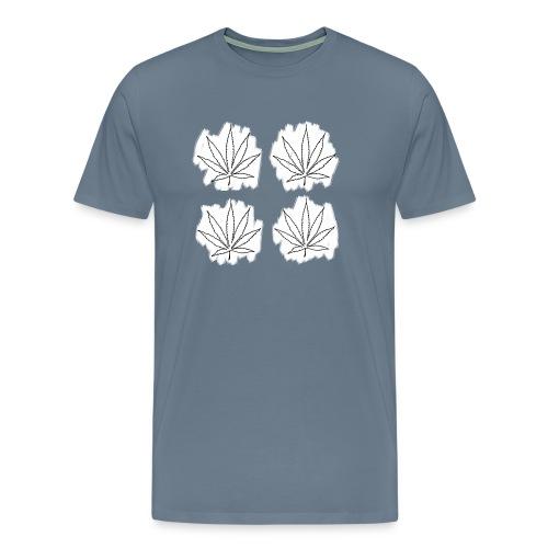 4 leaf Premium  - Men's Premium T-Shirt