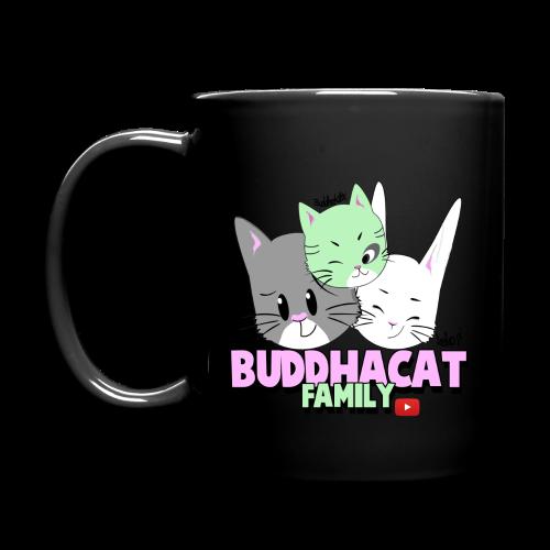 BuddhaCat & Family Premium Mug - Full Color Mug