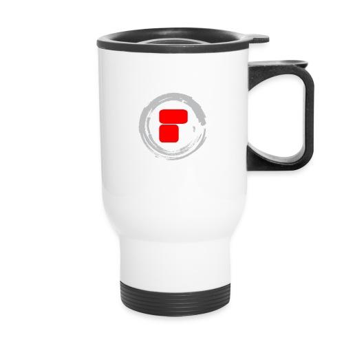 Funkytaco007 mug - Travel Mug