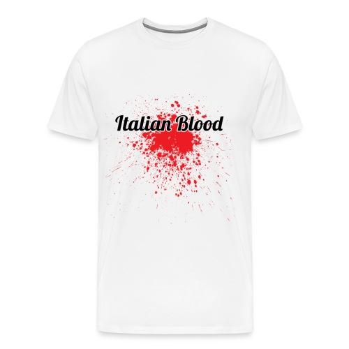 Italian Blood - Men's Premium T-Shirt