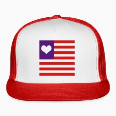 Love American Design trucker Hat