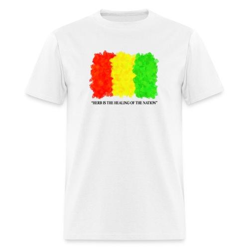 Herb quote - Men's T-Shirt
