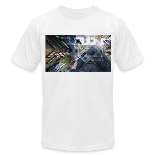 Cloudixs - The city of vibrance Tee - Men's  Jersey T-Shirt