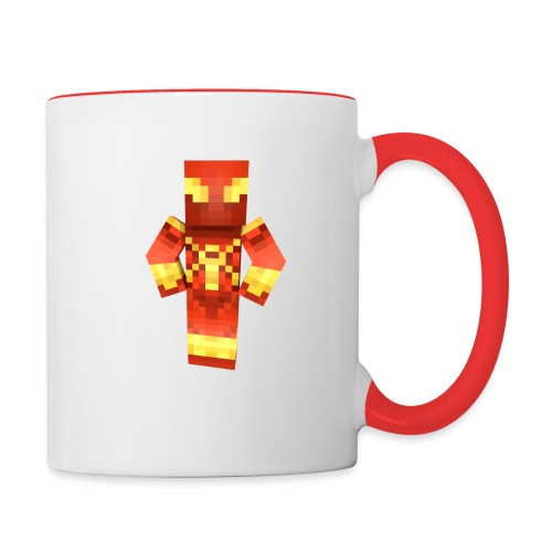 MrSeaCrabs Mug - Contrast Coffee Mug