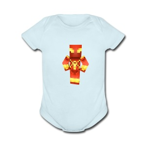 MrSeaCrabs Toddlers T-Shirt - Short Sleeve Baby Bodysuit